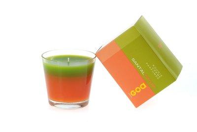 GOA geurkaars - 300gr - Canelle Orange